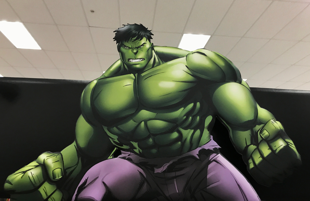 How Tall Is The Hulk How Big Does He Get (TV, Comics, Books, And Movies)