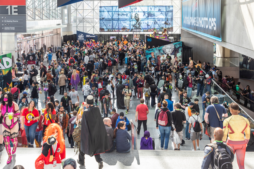 What To Bring To Emerald City Comic Con