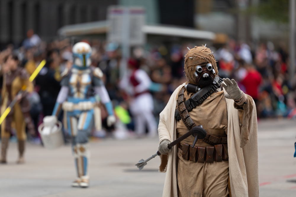 What to wear to comicpalooza