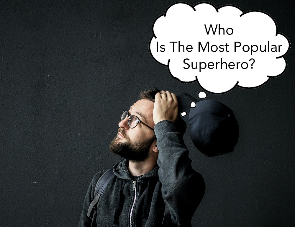 Who Is The Most Popular Superhero