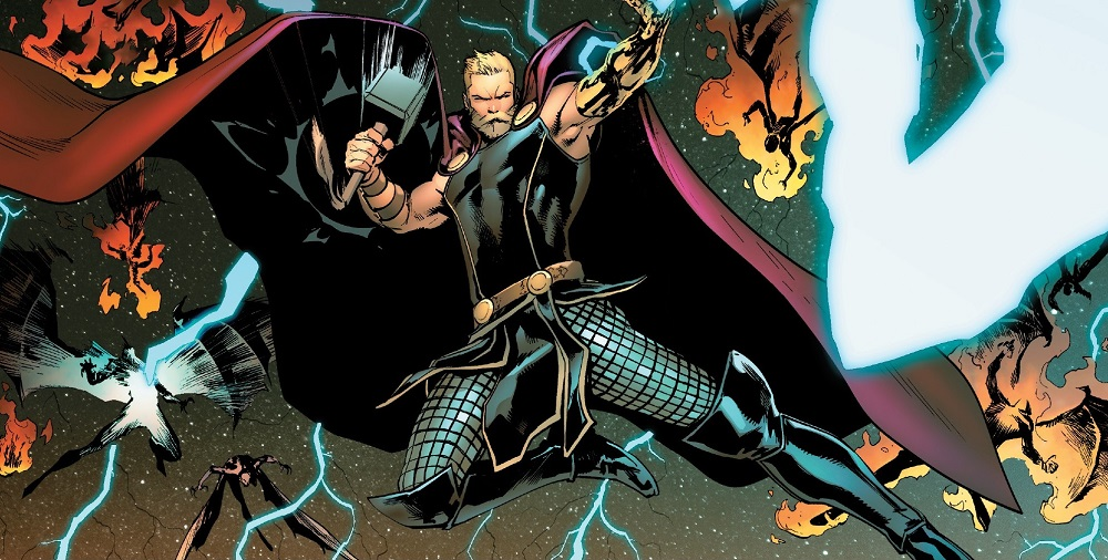 Can Thor Breathe In Space (How Did He Survive In Infinity War)