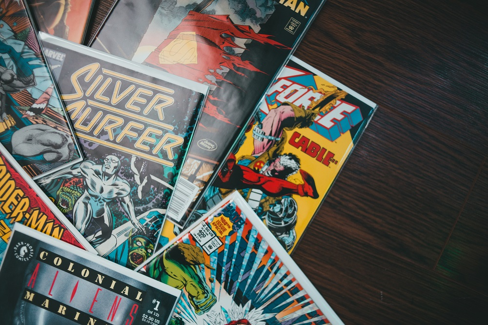 How Many Pages Are In A Comic Book
