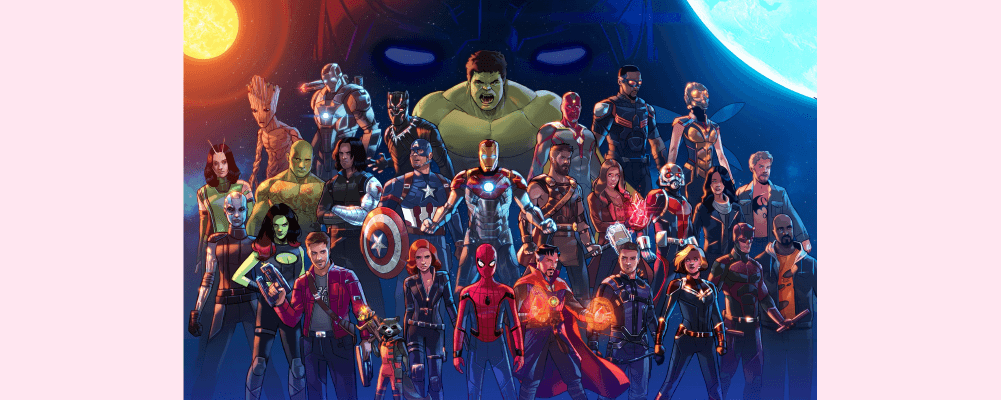 The History Of Marvel Cinematic Universe